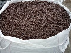 brown mulch image